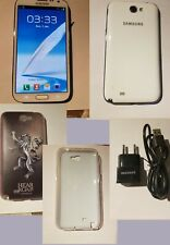 Samsung galaxy note 2/N7105 /4G CONNECTIVITÉ /16GO STOCKAGE /+COQUE PROTECTION.