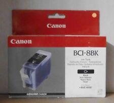 Original Canon BCI-8BK  schwarz black für BJC-8500 BJC 8500  OVP
