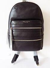 NWT Marc Jacobs Biker Leather Large Backpack~ M0008134 ~ Black