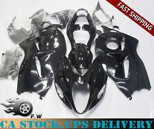New ABS Gloss Black FAIRING KIT For SUZUKI Hayabusa GSXR1300R 1999-2007 01 02 03