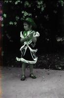 35mm Colour Slide- Fancy Dress  as Cowgirl - Australia 1961