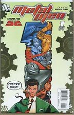 Metal Men 2007 series # 1 near mint comic book