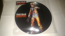 """DAVID BOWIE STARMAN VERY RARE RSD 2012 PICTURE DISC 7"""" SEALED"""
