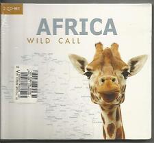 2 CDS - AFRICA - WILD CALL!!!  NEW!!!