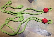 Tobillera Mujer Niña Niño Bebe Talla Única Crochet Ganchillo Artesanal