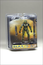 SPARTAN MASTER CHIEF HALO 1 2 3 4 SERIE 1 ACTION FIGUR MCFARLANE RARE