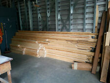 """Reclaimed timber 6ft Lengths  4 1/2"""" x 3/4"""" clean rough sawn + firewood"""