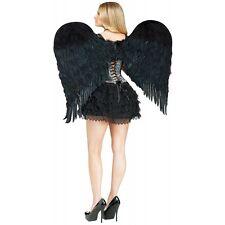 Feather Angel Wings Adult Costume Accessory Halloween Fancy Dress