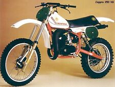 MONTESA CAPPRA VG  DECALS NEW CAPPRA VG 414 250 NEW KIT DECALS