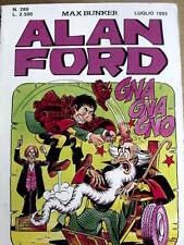 ALAN FORD n°289 [G99]