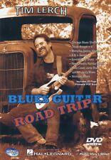 Blues Guitar Road Trip DVD NEW 000102674