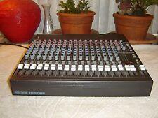 Mackie CR1604, Original, 16 Channel Mic/Line Mixer, Vintage Unit