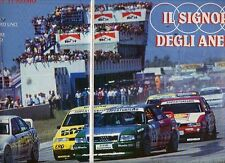 Z20 Ritaglio Clipping 1994 SuperTurismo Emanuele Pirro Audi Sport