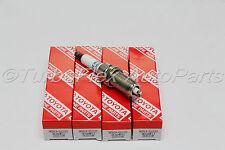 Toyota Scion Spark Plug Set of 4 Genuine 90919-01233  SK16HR11