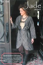 JADE JACKET SEWING PATTERN, from Serendipity Studio, No 139 GORGEOUS!