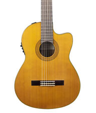 Pre-Owned Yamaha CGX122MCC Acoustic/Electric Classical - Cedar Top