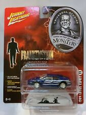 Johnny Lightning 2005 Universal Monsters 1984 Lotus Esprit 11 Frankenstein