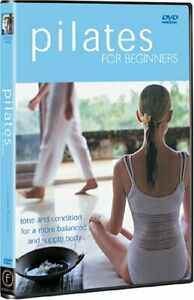 LYNNE ROBINSON-Pilates For Beginners DVD NEW