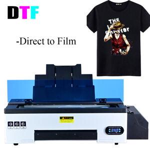 DTF Flatbed Printer T-shirt Personal DIY Printer for Home Business DTF Printer