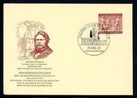 Berlin MiNr. 125 amtlicher Ersttagsbriefe/ FDC (I574