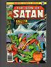 Son of Satan #6 Oct 1976, Marvel VF+