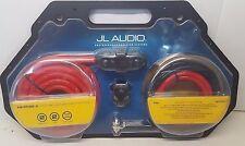 JL Audio xb-pcs2-2 1400W CAR DUAL 2 Gauge Kit di installazione per 2 AMPLIFICATORI # 552