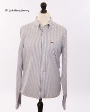 HOLLISTER MANS SHIRT XL 17/18 COLLAR