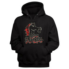 Bill & Ted Wyld Stallyns Band Logo Adult Pullover Hoodie