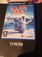 Happy Feet (Sony PlayStation 2, 2006) free UK postage complete cib