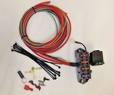 AUXILIARY 3-Circuit  FUSE BLOCK WITH RELAY 30 AMP GXL PRE-WIRED