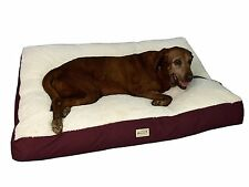 Armarkat Pet Bed Mat With Waterproof Lining, Removal Cover, Non Skid Base NEW