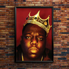 Luke Cage Biggie Smalls Notorious BIG Poster Print Art Decor Hip Hop Rap