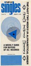 Kate Bush Dukes ELO Geils Lowe Gary Numan Rainbow Runaways Ruts Thin Lizzy Guide