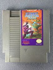 STREET FIGHTER 2010: THE FINAL FIGHT - NES, Nintendo Game TESTED & WORKS