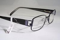 New Women's FOCALIZED Matte & Glossy Black Nickel Free Eyeglasses Glasses Frames