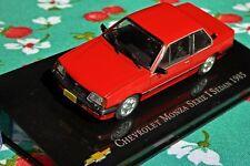 Rare 1/43 Chevrolet Monza Series 1 1985 DeAgostini Brasil
