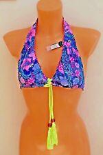 VICTORIA'S SECRET VS SWIM Reversible Bikini Top Size M BNWT