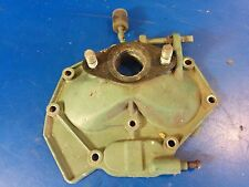Johnson QD-15  plate cover  10hp 1954   outboard parts  =