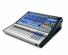Presonus StudioLive 16.0.2 16-Channel FireWire Mixer Mixing Desk + Studio One