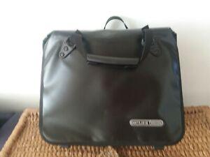 Ortlieb Office Bag Bike Pannier Waterproof Black