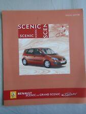 Renault Scenic & Grand Scenic Rush brochure Jan 2005