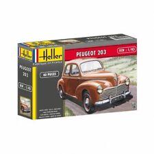 Maquettes voitures Peugeot