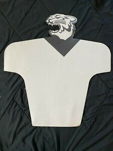 Vintage Arctic Cat Cat Head Jacket display holder