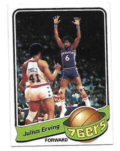 **1979-80 Topps #20 Julius Erving NM-MT