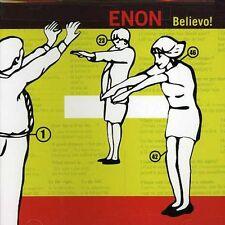Enon - Believo [New CD] Reissue