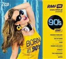 RMF 90's - Various [ 2CD ] Aqua,Ace of Base,Adamski,Queen,Rednex,Outkast