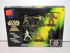 STAR WARS 1996 POTF2 DIE-CAST METAL COLLECTIBLES 6-PACK MISB KENNER