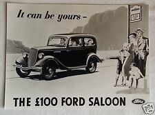 FORD MODEL Y POPULAR 1934-1935 Foto photo print PKW Oldtimer Maße 17,5 x 23,5cm