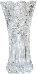 Slymeay Flower Vase Glass Thickening Design for Home Decor,Wedding vase or Gift