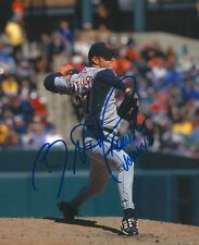 C.J NITKOWSKI signed 8x10 photo DETROIT TIGERS WITH COA